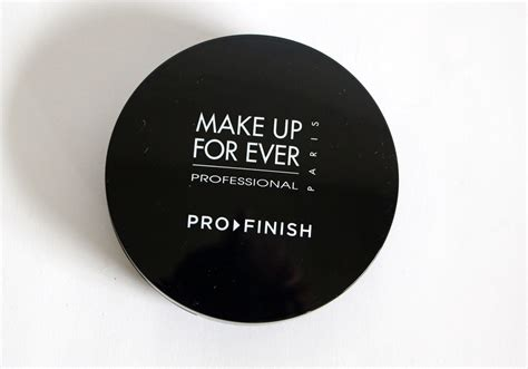 Makeup Forever Pro Finish by Make Up For Pro Finish Powder Foundation Review