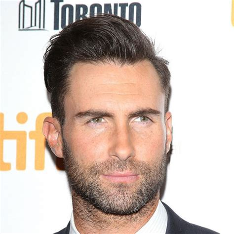 Adam Levine Haircut   Men's Hairstyles   Haircuts 2018