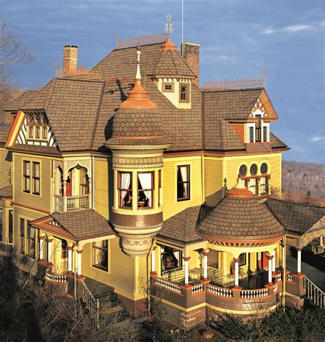 queen anne style homes the right roof for the right style old house online