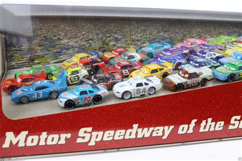 mattel disney pixar cars motor speedway of the south
