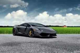 Lamborghini Superlegerra Stunning Lamborghini Gallardo Superleggera Lowered On Adv