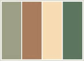 brown color schemes clay color palettes and colors on