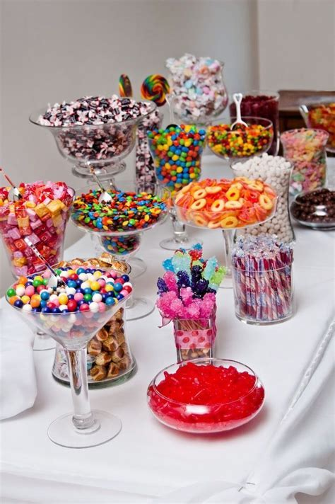 Best 25  Candy Table ideas on Pinterest   Wedding candy