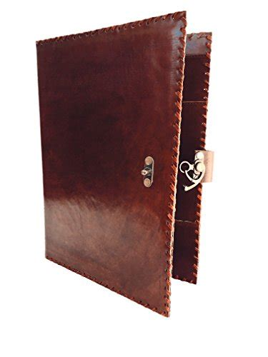 blf vintage portfolio ring binders handmade leather