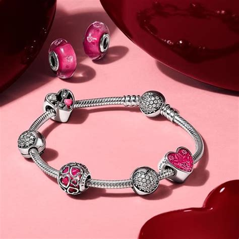 valentines pandora charms pandora s day 2017 collection debut charms addict