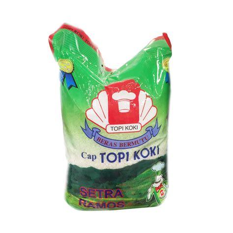 Beras Ngawiti 5kg Setra Ramos beras setra ramos topi koki 5 kg rice elevenia