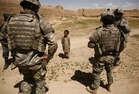 Afghanistan War Essay by Photo Essay 15 Years Of War With Afghanistan