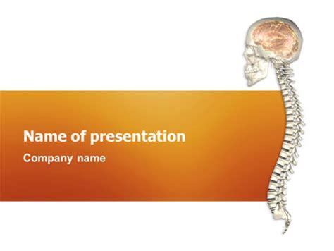 backbone template backbone powerpoint template backgrounds 03354