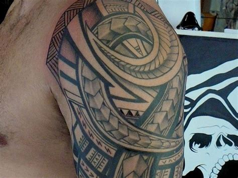 bad ass tribal tattoo 30 bad designs