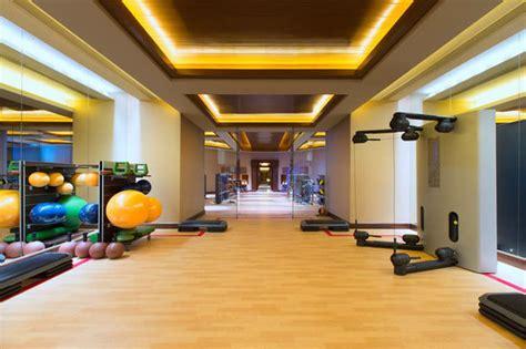 aerobic room design the world s largest sheraton hotel opens in macau