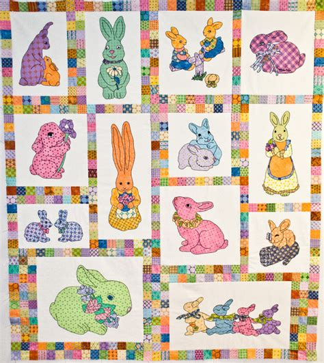 Bunny Quilt Patterns Free by Another By Bunny Quilt