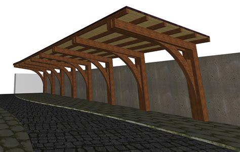 immagini tettoie in legno 100 immagini per tettoie in legno per auto idees con