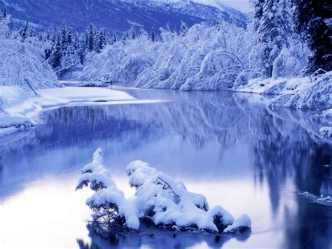 Wallpaper Desktop Nature Winter | winter nature wallpaper desktop free desktop wallpaper