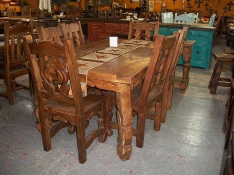 rustic dining room sets rustic dining room set monterrey rustic furniture