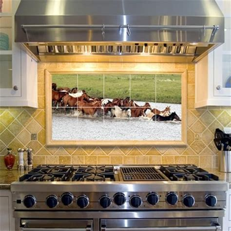country tile backsplash 25 best ideas about western kitchen on