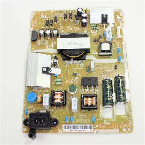 samsung bn44 00851a pcb power supply pd board l40msf fhs ac dc 88w 100
