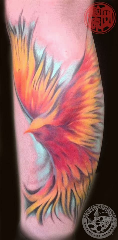 fire phoenix tattoo designs 63 best images on bird