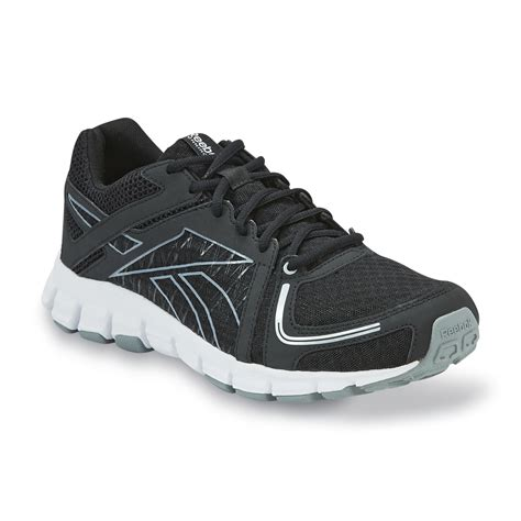 wide mens athletic shoes reebok s smoothflex flyer running athletic shoe