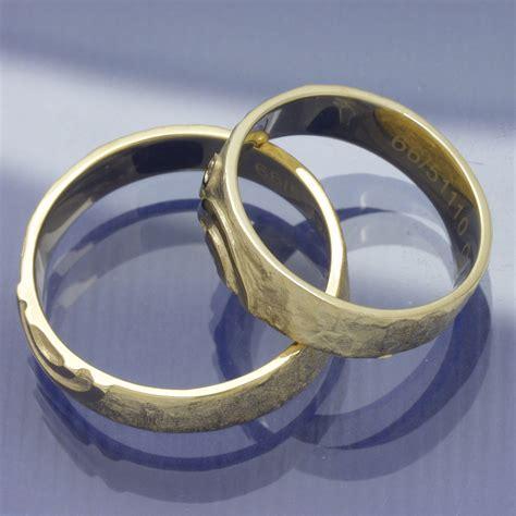 Trauringe Gelbgold 585 by Eheringe Shop Trauringe 585 Gelbgold Spirale