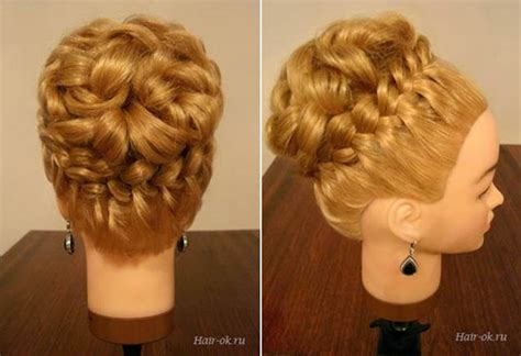 the perfect braid the perfect diy elegant hairstyle with braids and curls