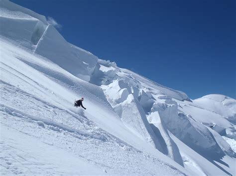 Mont Blanca mont blanc 224 ski en 2 jours guides gervais mont blanc