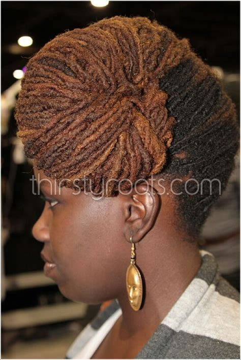 french roll short dreads 1000 images about hair styles and hair products on