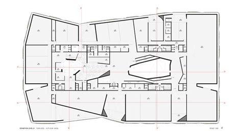 Richard Meier Floor Plans gallery of museum of modern art in warsaw mmaw camilo