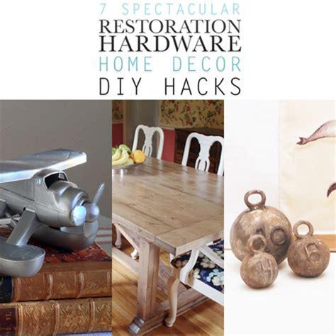 home hardware designs llc 7 spectacular restoration hardware home decor diy hacks