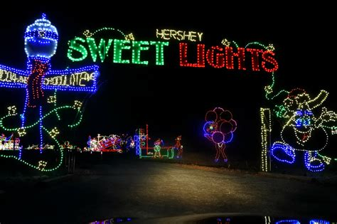 Sweet Lights Hershey Pa by In Hershey Pa The Homemaker