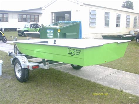 ipb boats skinnyskiff reviews and discussions for shallow water