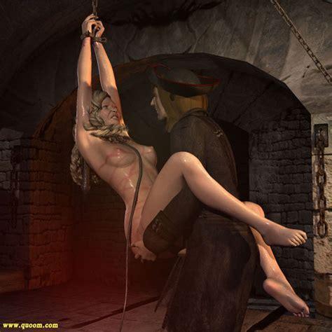 D Quoom Torture Chamber Hot Girls Wallpaper