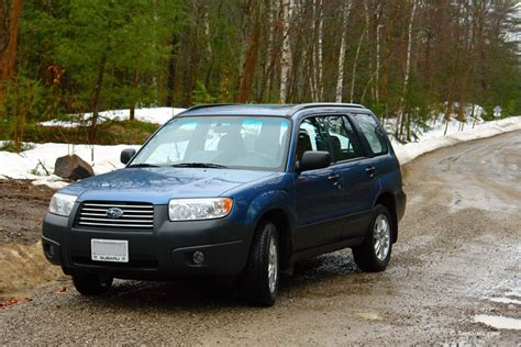 2003 Subaru Forester Reviews by Subaru Forester 2003 2008 Expert Review