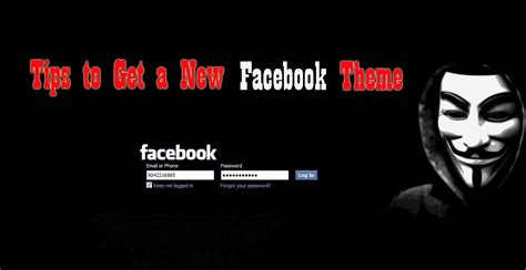 facebook themes change how to change facebook theme waftr