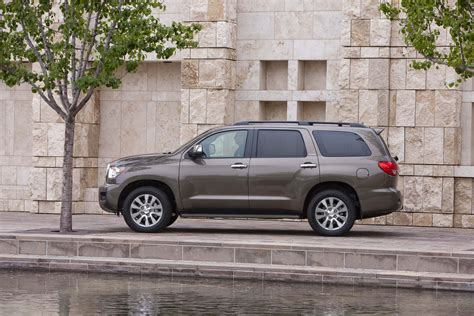 toyota sequoia prices  reviews specs  car connection