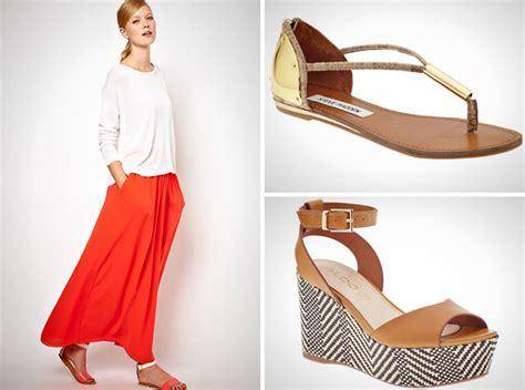 pencil maxi skirt match wear best shoes
