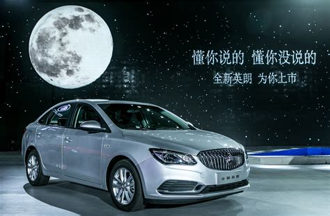 opel china china s 2015 buick excelle gt may hint at next verano