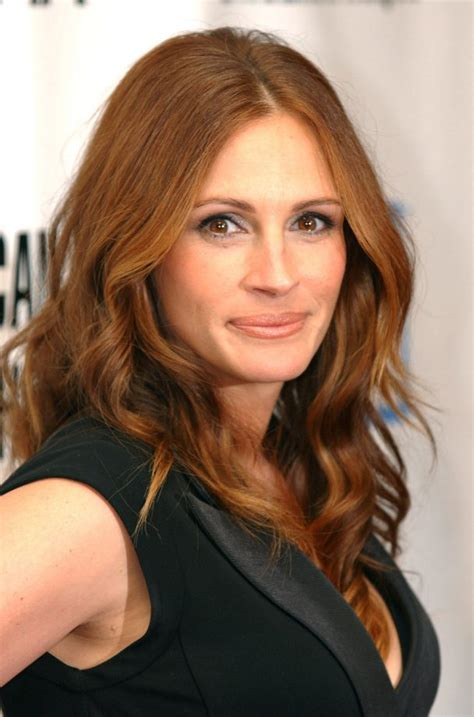 julia roberts red hair with highlights red hair everything you need to know about this year s