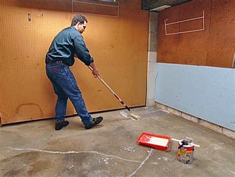 How To Paint Your Garage Floor by Paint 360 How To Paint A Garage Floor