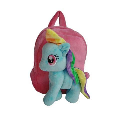 Boneka Rainbow Dash Xl My Pony jual my pony 0930010539 rainbow dash boneka bludru