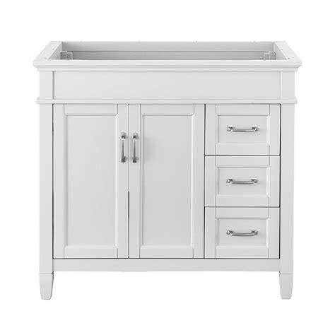 foremost ashburn        vanity cabinet  white aswadr  home depot