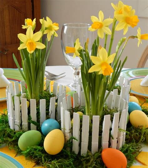 easter centerpiece ideas my favorite easter centerpiece it s easy inexpensive