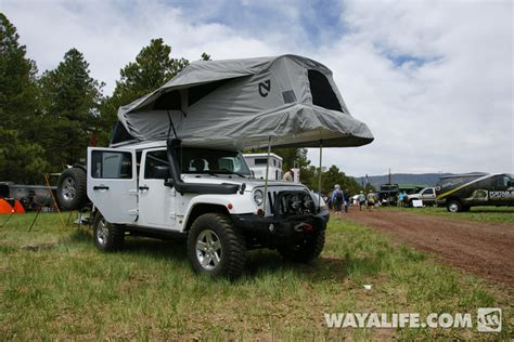 jeep wrangler overland tent overland expo jeep wrangler tents