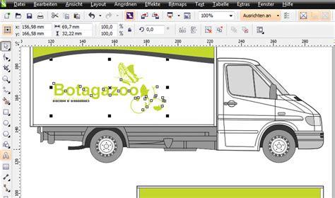 Auto Design Vorlagen Coreldraw X6 Praxis Fahrzeugdesign Corel Tutorials De