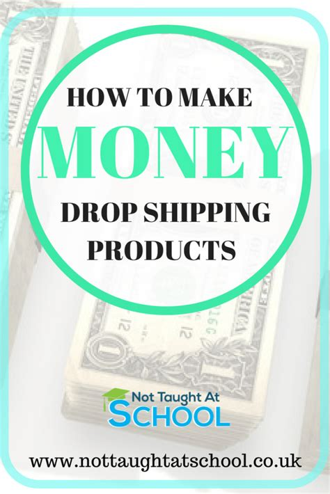 Make Money Online Drop Shipping - make money drop shipping products not taught at school