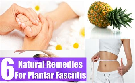 6 cures for plantar fasciitis how to cure