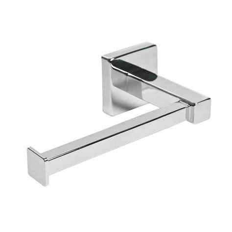 square toilet square toilet roll holder chrome finish home treats uk