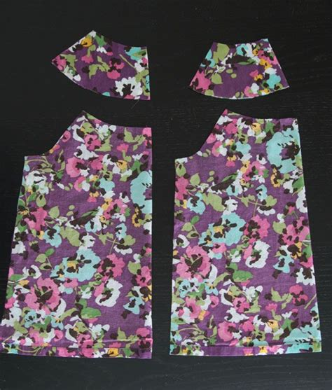 girls flutter sleeve dress  top sewing tutorial