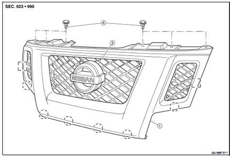 service and repair manuals 2010 nissan xterra transmission control 2009 nissan xterra service manual auto repair