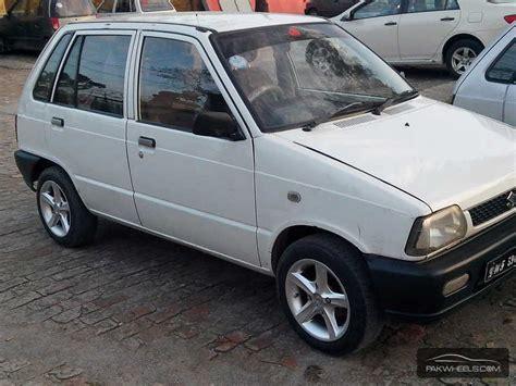 Suzuki Mehran Vx Suzuki Mehran Vx Cng 2005 For Sale In Rawalpindi Pakwheels