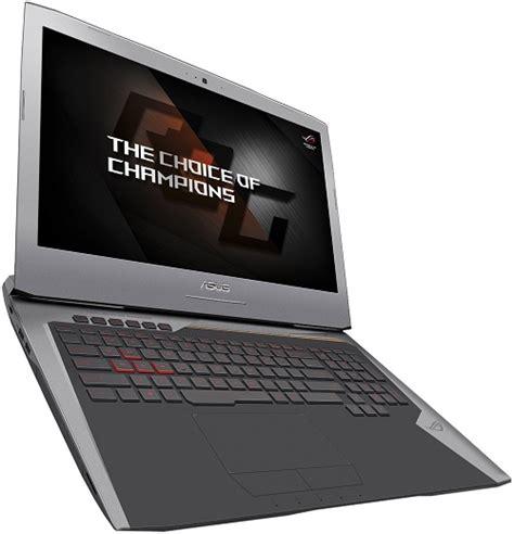 Asus Gaming Laptop G752vt best asus gaming laptops 2016 digital conqueror